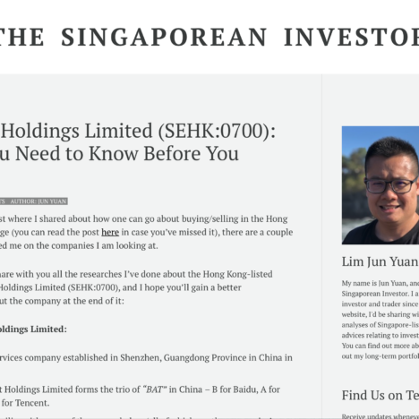 Tencent Holdings Limited (SEHK:0700): What You Need to Know Before You Invest