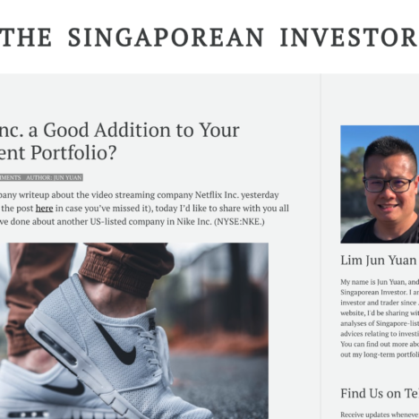 Is Nike Inc. a Good Addition to Your Investment Portfolio?